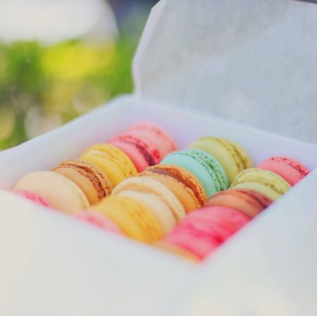 Macarons d'exception